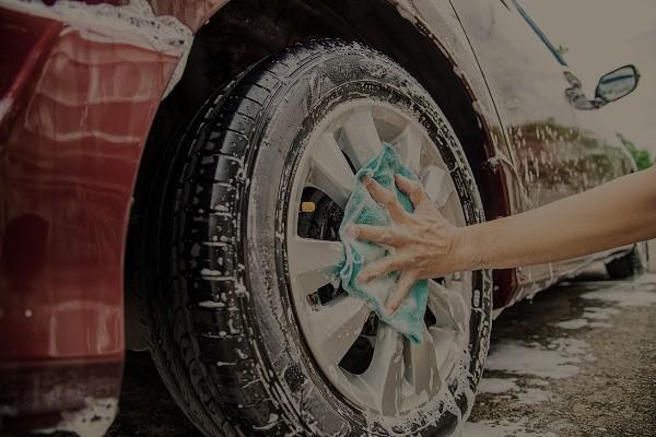 Ruční mytí